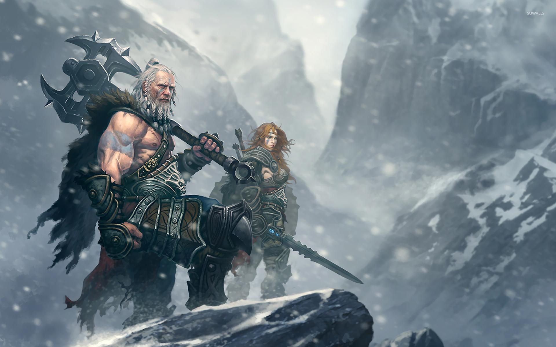 Diablo III [14] wallpaper Game wallpapers