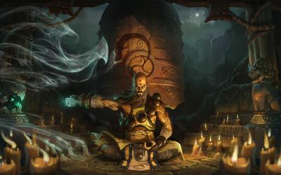 Diablo III [17] wallpaper