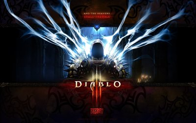 Diablo III [4] wallpaper