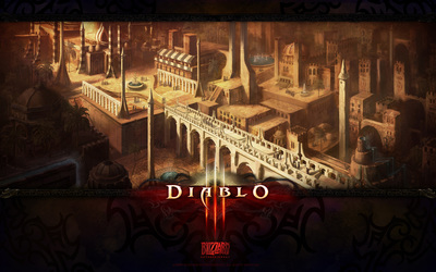 Diablo III [13] wallpaper