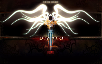 Diablo III [2] wallpaper