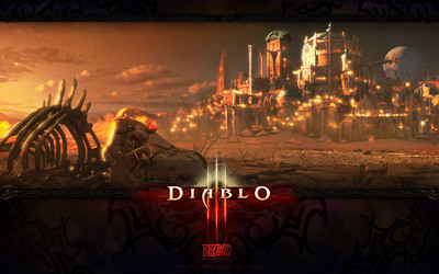 Diablo III [9] wallpaper