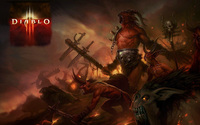 Diablo III [8] wallpaper 1920x1200 jpg