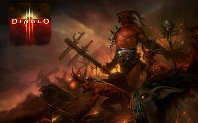 Diablo III [8] wallpaper