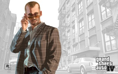 Dimitri Rascalov - Grand Theft Auto IV wallpaper
