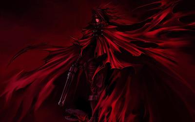 Dirge of Cerberus: Final Fantasy VII [2] wallpaper