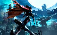 Dirge of Cerberus: Final Fantasy VII wallpaper 1920x1200 jpg