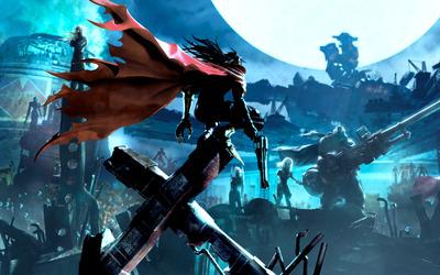 Dirge of Cerberus: Final Fantasy VII wallpaper