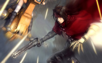 Dirge of Cerberus: Final Fantasy VII [3] wallpaper 1920x1200 jpg