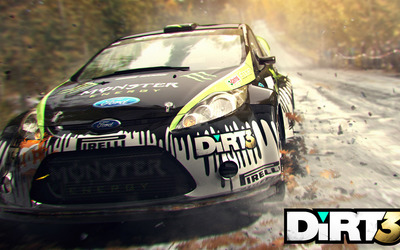 Dirt 3 [2] wallpaper