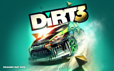 Dirt 3 [3] wallpaper