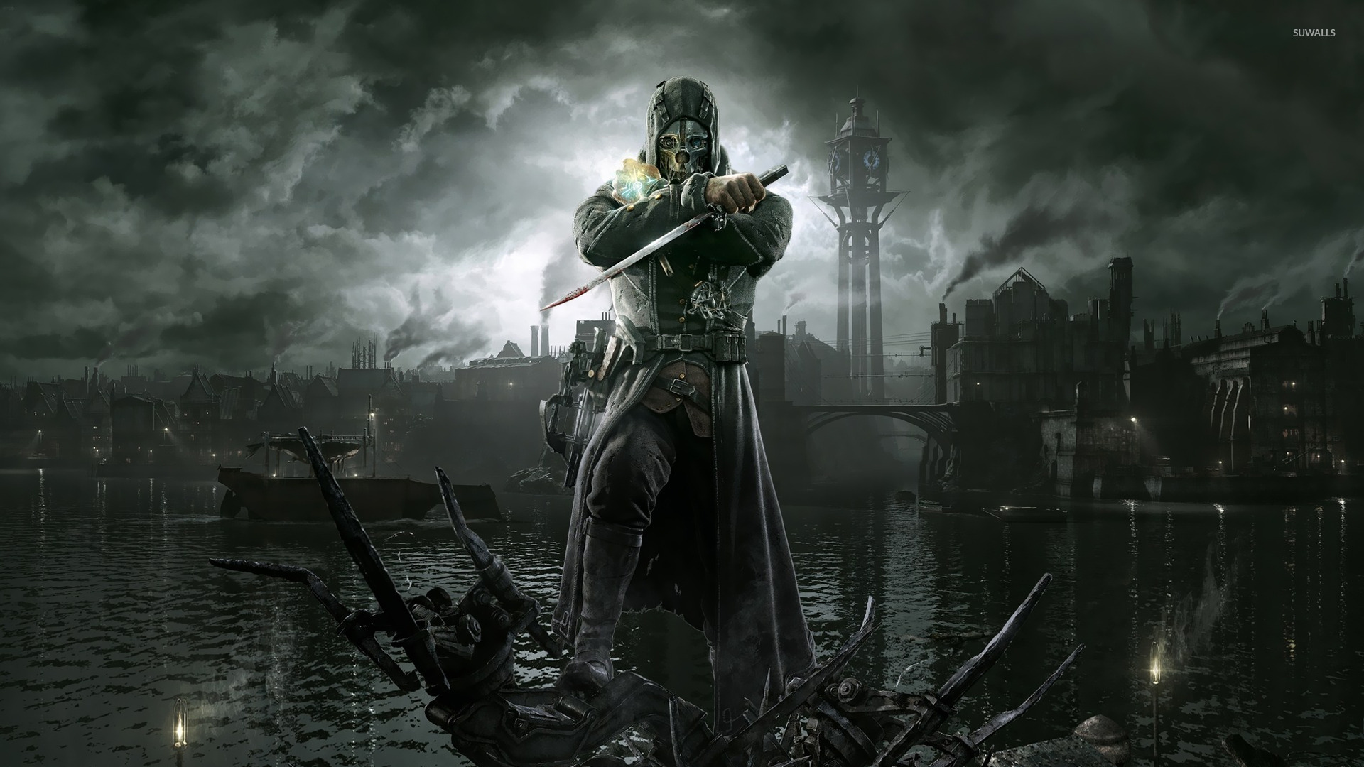 Dishonored Wallpaper Game Wallpapers 15258