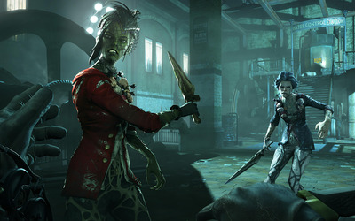 Dishonored: The Brigmore Witches [5] wallpaper