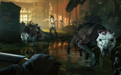 Dishonored: The Brigmore Witches [2] wallpaper