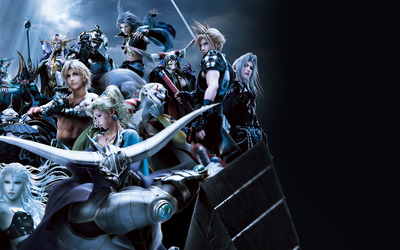 Dissidia Final Fantasy [3] wallpaper