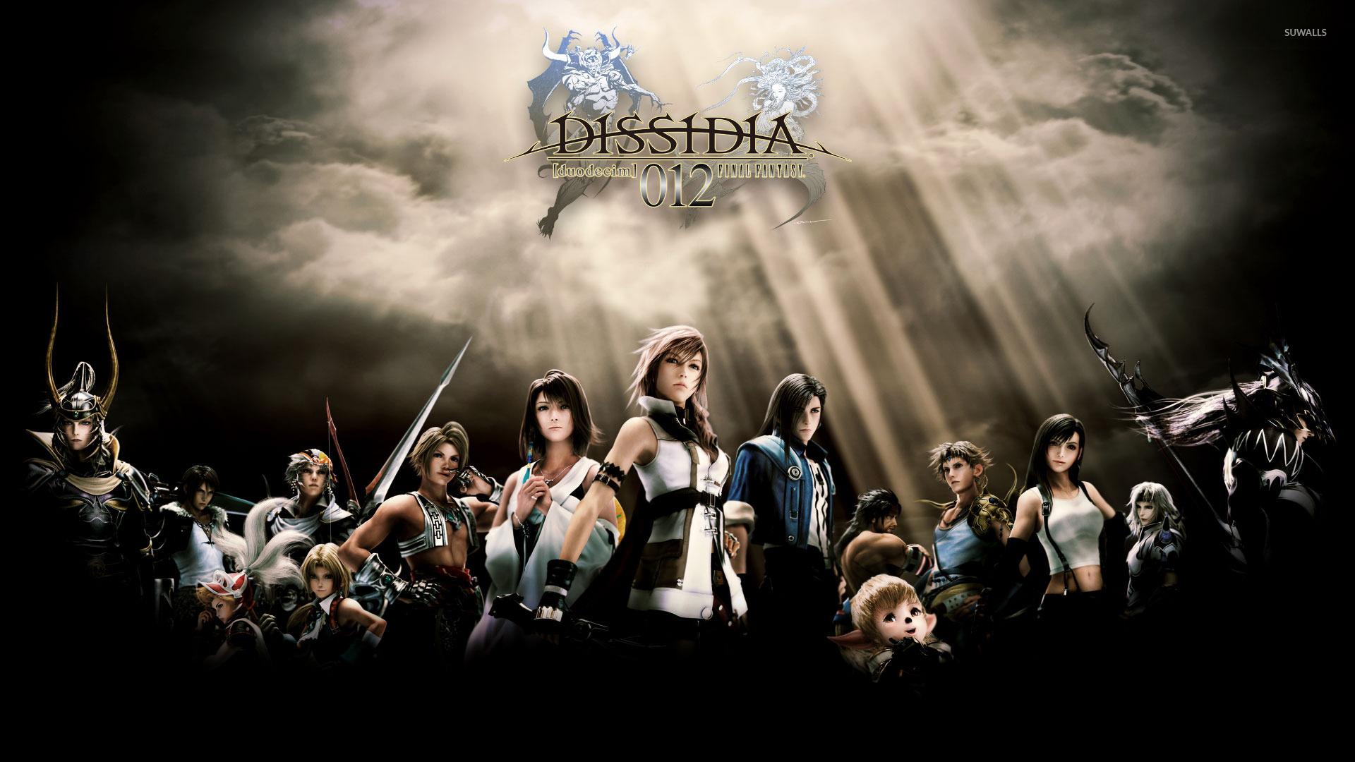 Dissidia Final Fantasy [2] wallpaper