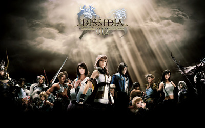 Dissidia Final Fantasy [2] wallpaper