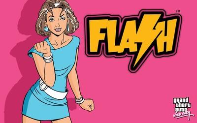 DJ Toni - Flash FM radio wallpaper