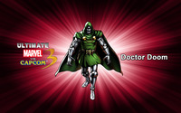 Doctor Doom - Ultimate Marvel vs. Capcom 3 wallpaper 2560x1600 jpg
