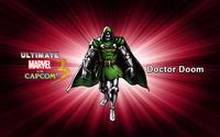 Doctor Doom - Ultimate Marvel vs. Capcom 3 wallpaper 2560x1600 jpg