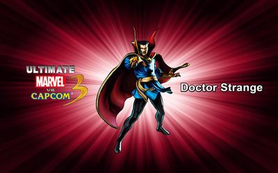 Doctor Strange - Ultimate Marvel vs. Capcom 3 wallpaper