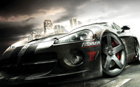 Dodge Viper - Race Driver: Grid wallpaper 1920x1080 jpg