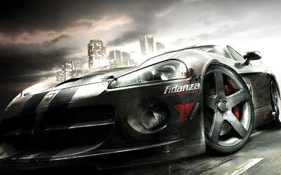 Dodge Viper - Race Driver: Grid wallpaper