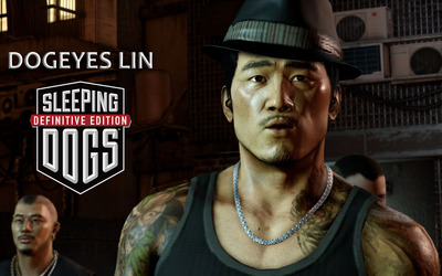 Dogeyes Lin - Sleeping Dogs: Definitive Edition wallpaper