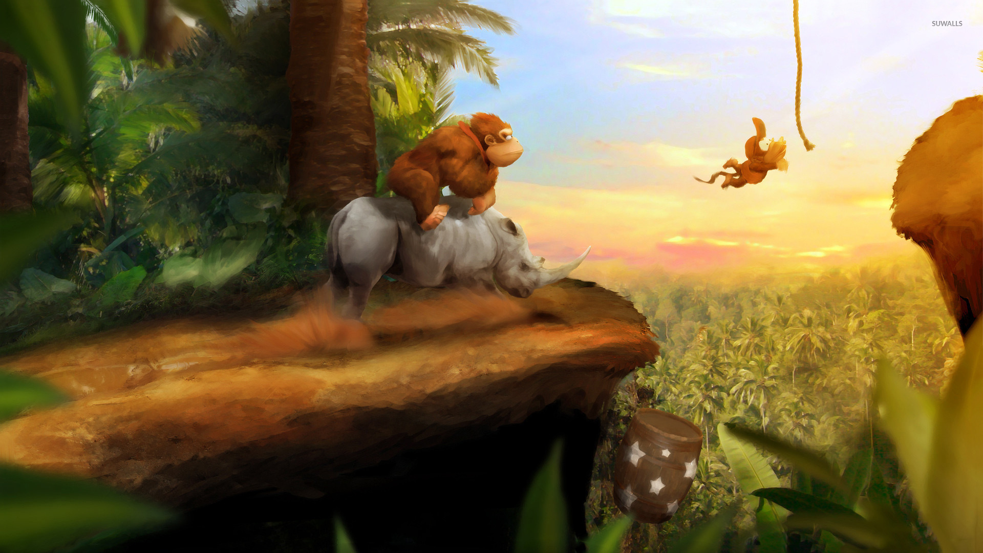 Donkey Kong Country Wallpaper Game Wallpapers 41227