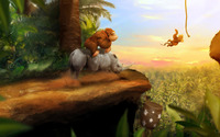Donkey Kong Country wallpaper 1920x1080 jpg