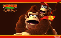 Donkey Kong Country Returns wallpaper 1920x1200 jpg