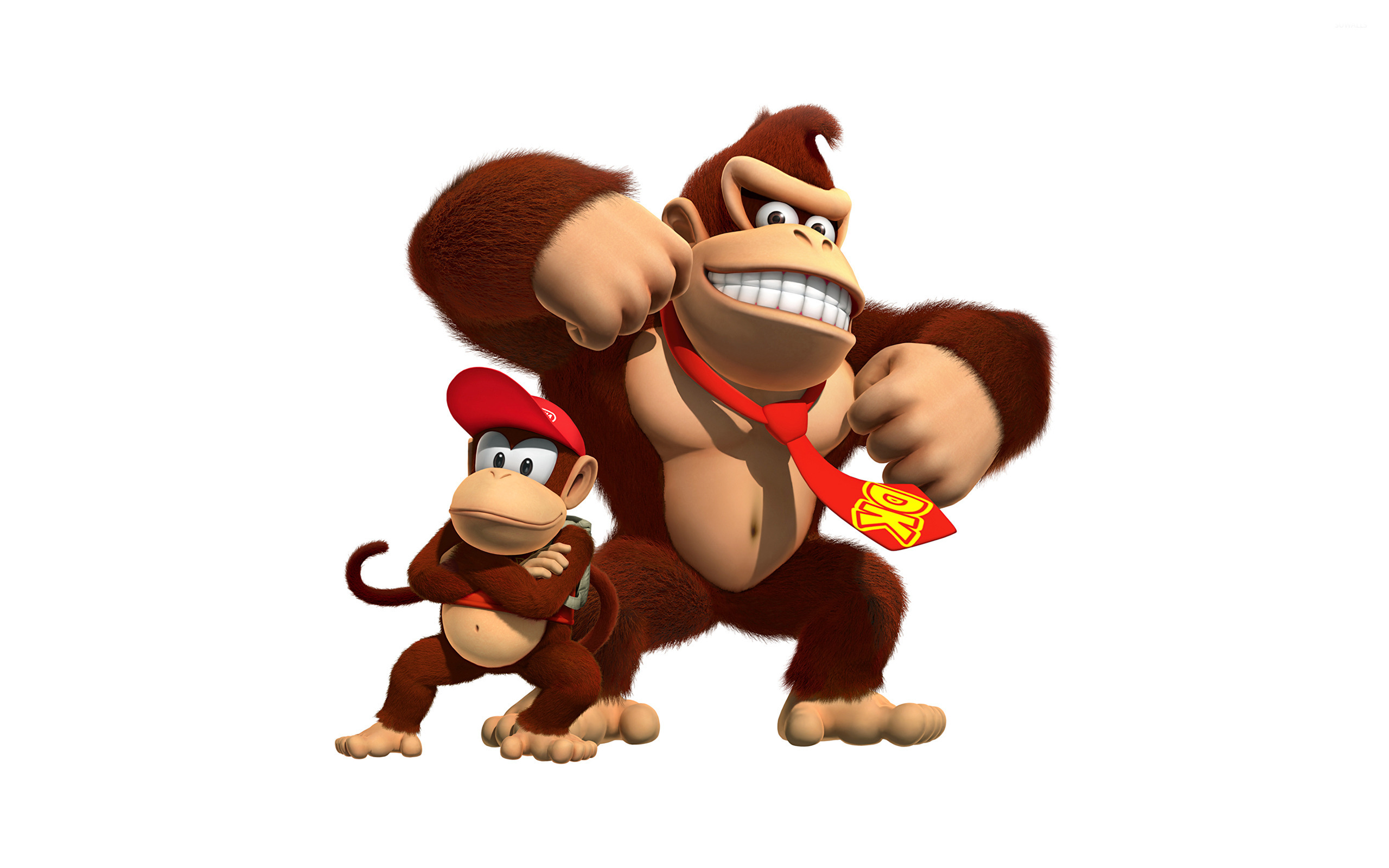 Donkey Kong Country Tropical Freeze Wallpaper Game Wallpapers
