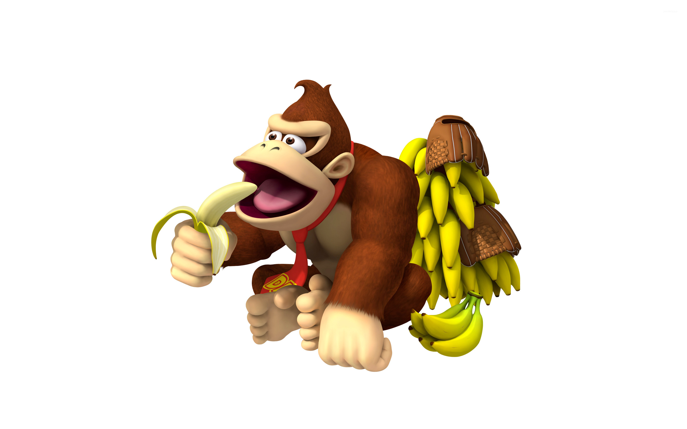 Donkey Kong Country Tropical Freeze 3 Wallpaper Game
