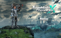 Doug - Xenoblade Chronicles X wallpaper 1920x1200 jpg