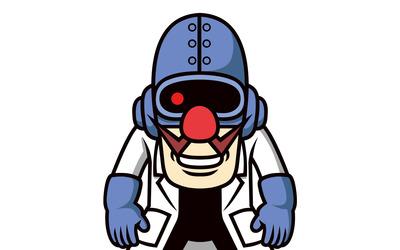 Dr. Crygor - Game & Wario wallpaper