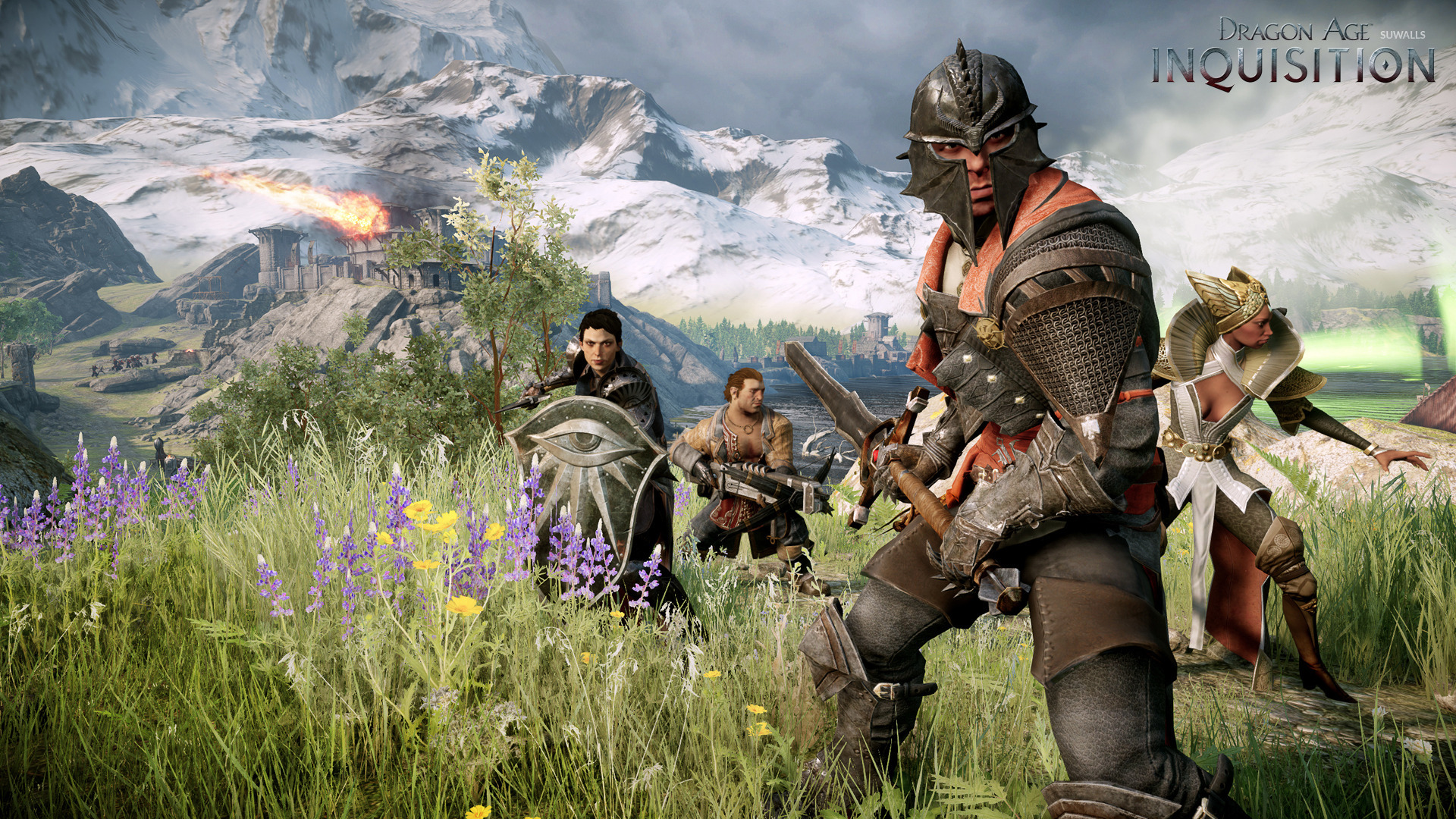 Dragon Age Inquisition 6 Wallpaper Game Wallpapers 25794