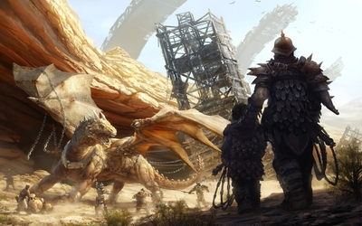 Dragon Age: Inquisition [5] wallpaper