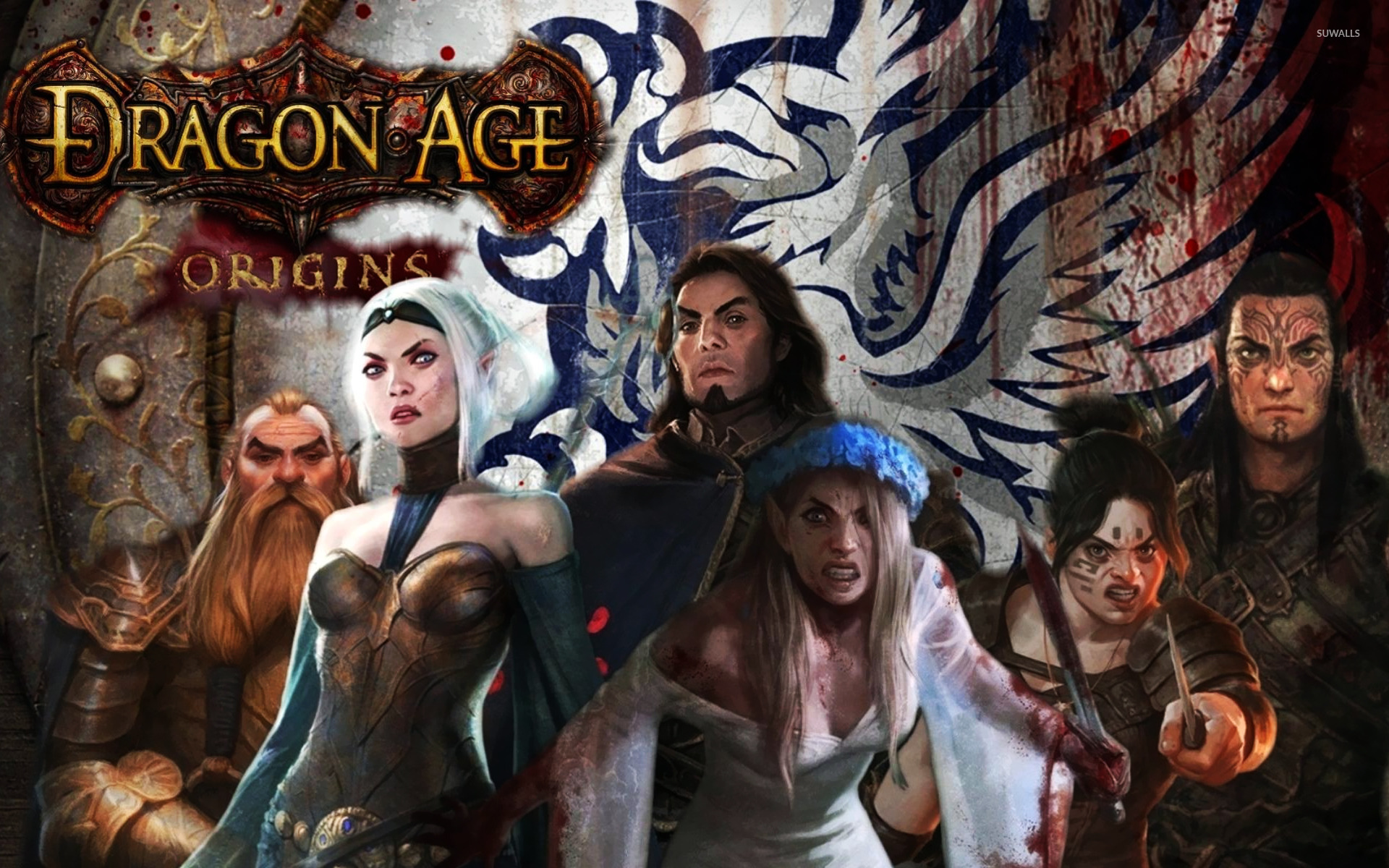 Dragon Age Origins Wallpapers: Dragon Age: Origins [2] Wallpaper