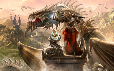 Dragon Eternity wallpaper