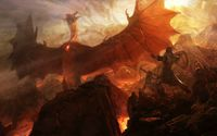 Dragon's Dogma wallpaper 2560x1600 jpg