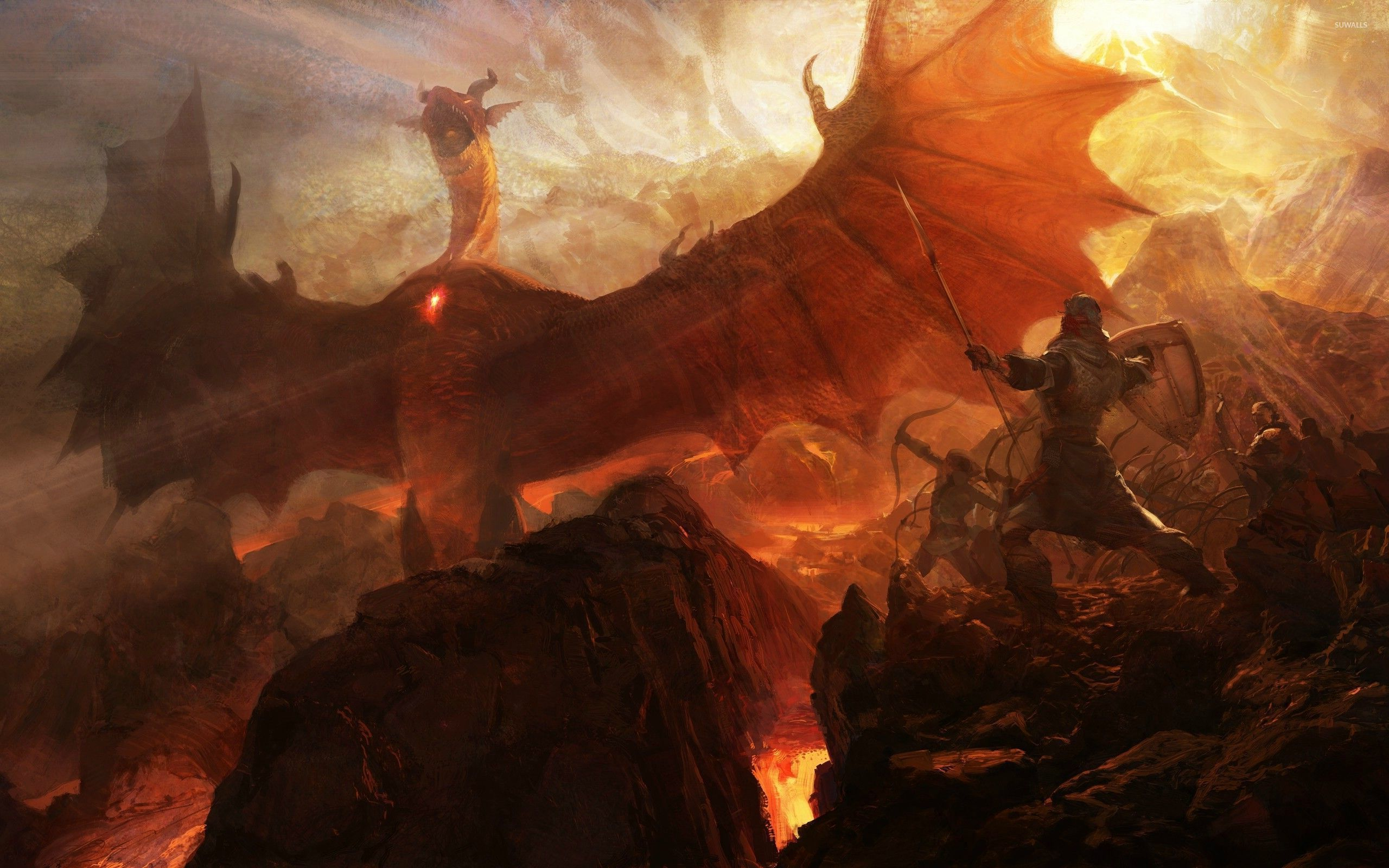 Dragons Dogma Wallpaper