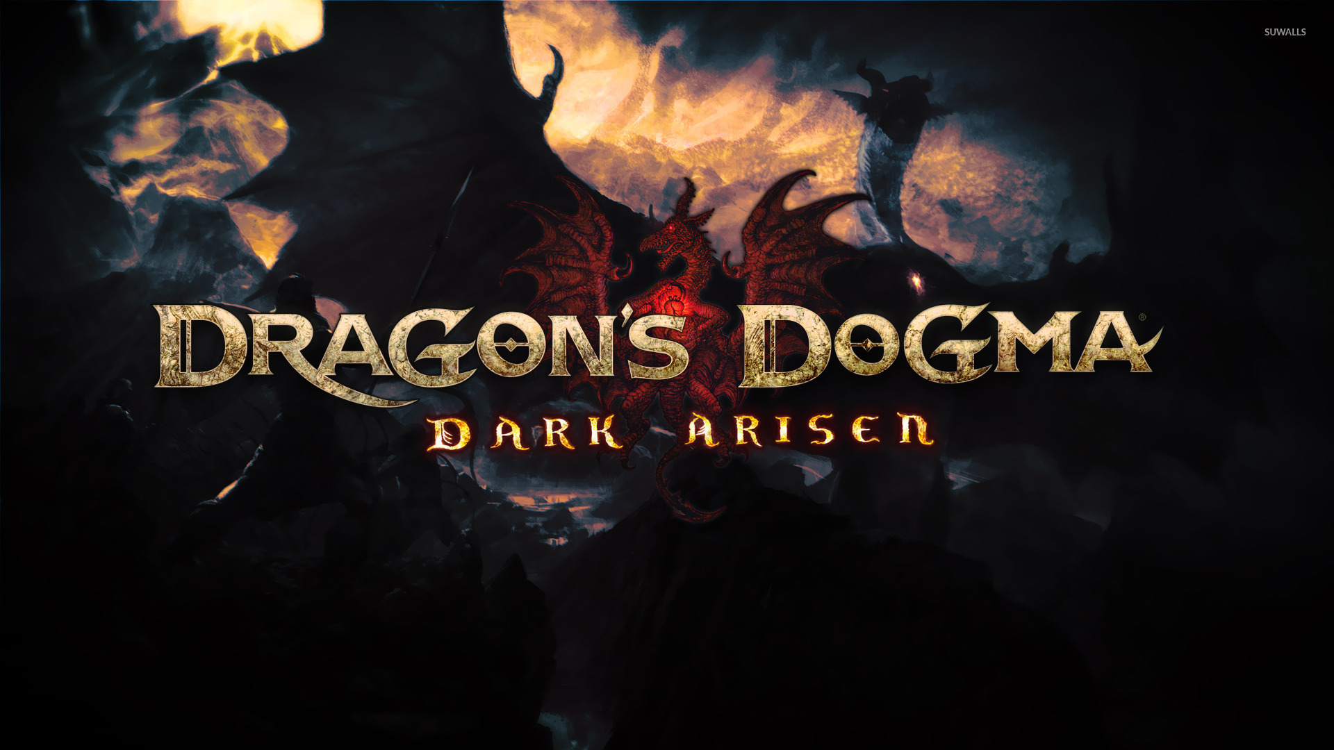 Dragon S Dogma Dark Arisen 2 Wallpaper Game Wallpapers 18505
