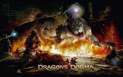 Dragon's Dogma: Dark Arisen wallpaper