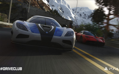Driveclub wallpaper