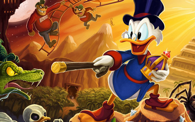 DuckTales: Remastered wallpaper