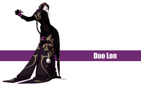 Duo Lon - The King of Fighters wallpaper 2880x1800 jpg