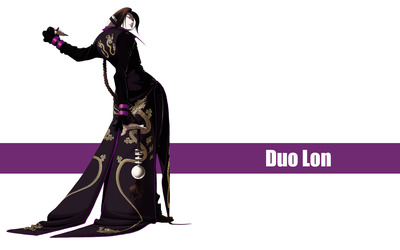 Duo Lon - The King of Fighters wallpaper