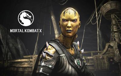 D'Vorah - Mortal Kombat X [2] wallpaper