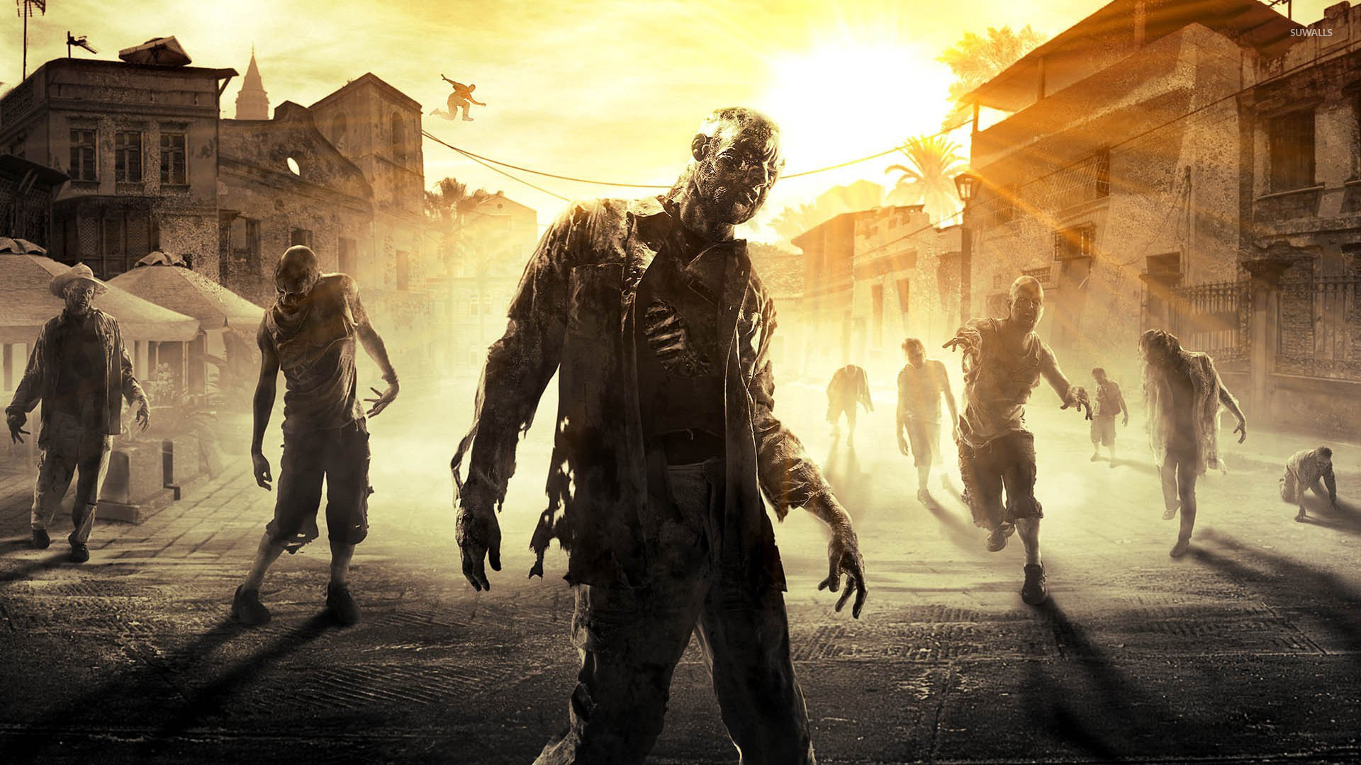 Dying Light 2 wallpaper Game wallpapers