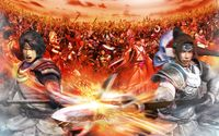 Dynasty Warriors wallpaper 2560x1600 jpg
